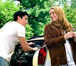 <p>This fringed jacket really embodied Lindsay's free spirit, don't you think?</p>
