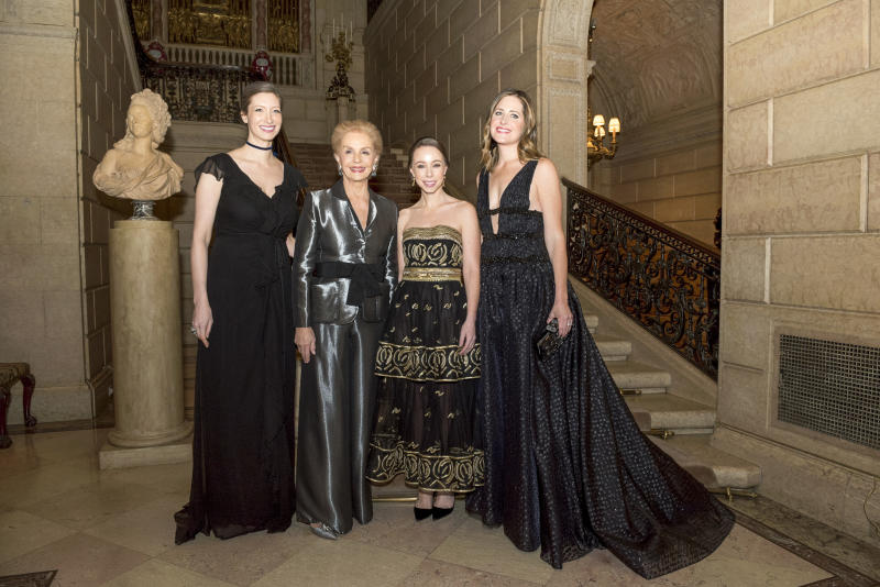 The Frick's Glamorous Ball for Young Patrons