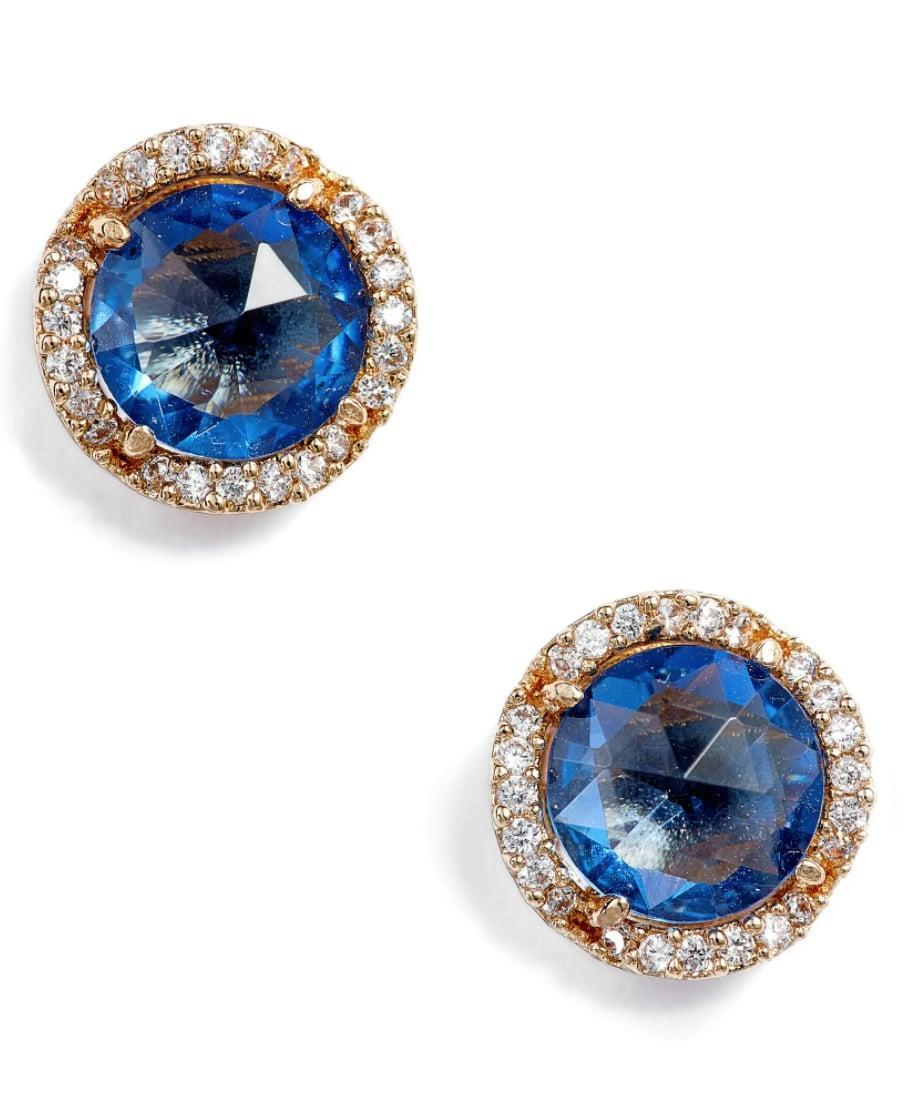<p>They'll love these pretty <span>Kate Spade New York That Sparkle Pavé Stud Earrings</span> ($34, originally $48).</p>