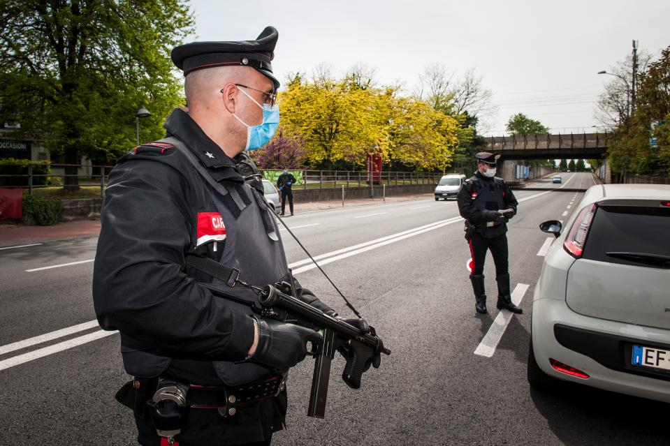 Camion forza blocco durante manifestazione: sindacalista ucciso (Photo by Giovanni Mereghetti/Education Images/Universal Images Group via Getty Images)
