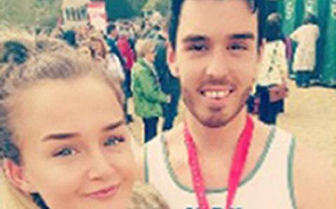 The couple had met on the Tinder dating app - Credit: PA