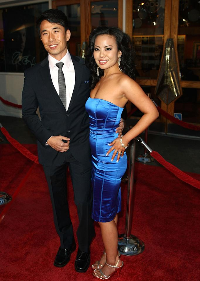 """<a href=""""http://movies.yahoo.com/movie/contributor/1809670073"""">James Kyson Lee</a> and guest at the Los Angeles premiere of <a href=""""http://movies.yahoo.com/movie/1809989992/info"""">Fast & Furious</a> - 03/12/2009"""