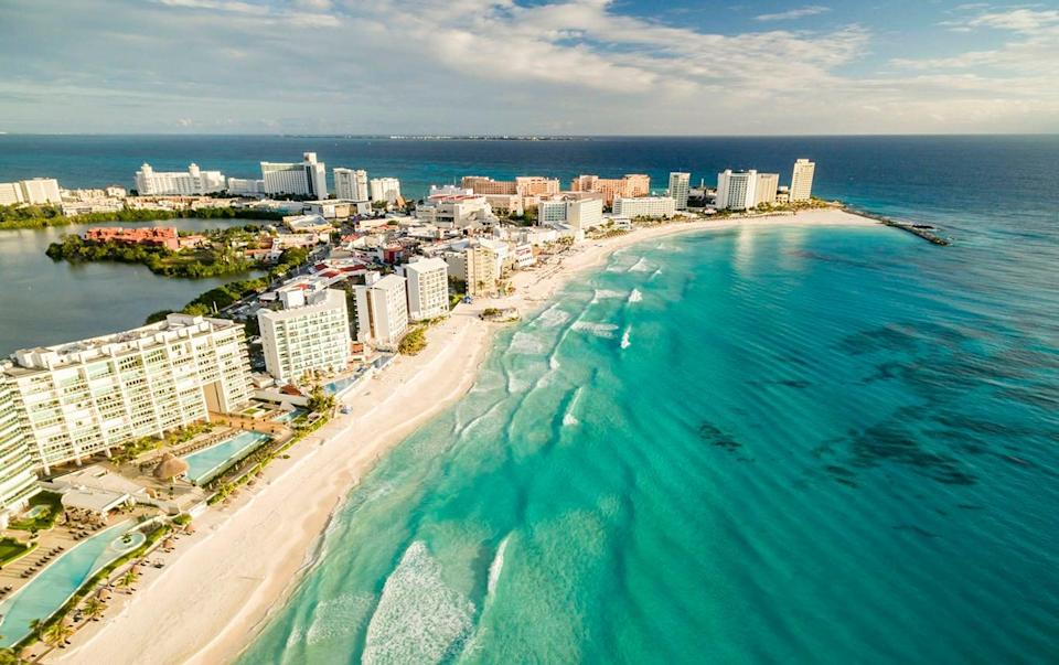Mexico unveiled financial incentives to lure tourists back this month - getty
