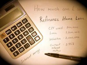 home refinancing decision