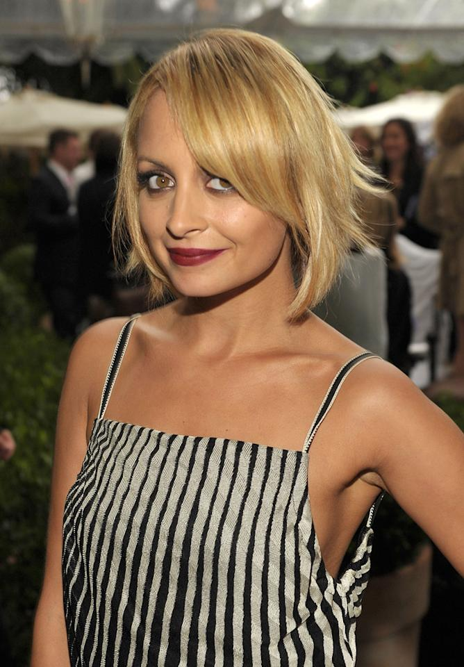 "Is it just us, or is almost everyone going blonder and shorter? Leave it to Nicole Richie to adopt this trend, thereby spawning legions of copycats who clipped her picture out of an <i>Us Weekly</i> and showed it to their stylists, saying, ""Make me look like THIS."" John Shearer/<a href=""http://www.wireimage.com"" target=""new"">WireImage.com</a> - October 19, 2010"