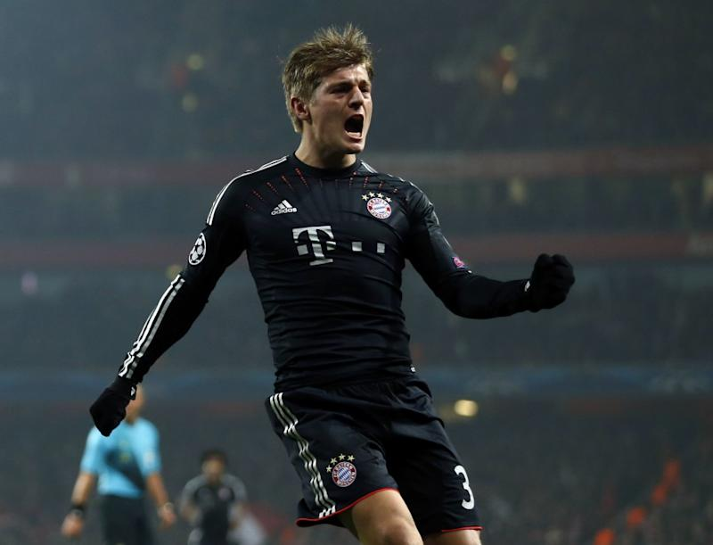 Manchester United Prepare £25m Bid for Toni Kroos after Contract Stalemate - Report