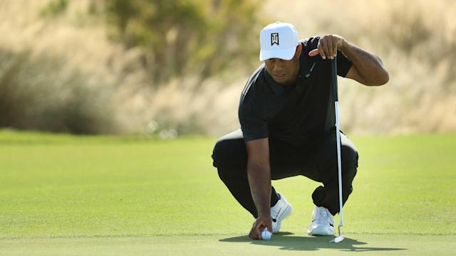 Tiger Woods is making his third start of the season this week at the Honda Classic.