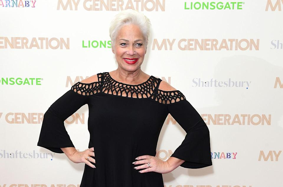 Denise Welch in 2018 (PA Images)