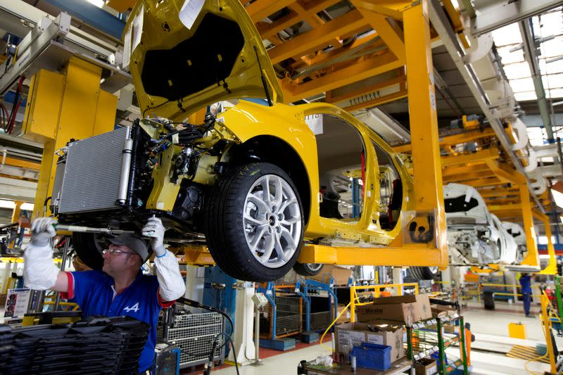 French business activity weaker than expected in August - PMI