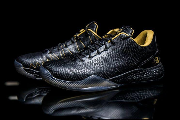 Lonzo Ball released his own sneaker, and it only costs $495. (Big Baller Brand)