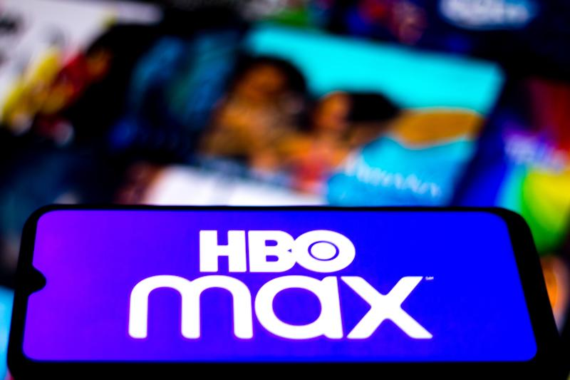 GLóRIA DE DOURADOS, BRAZIL - 2020/06/15: In this photo illustration the HBO Max logo seen displayed on a smartphone. (Photo Illustration by Rafael Henrique/SOPA Images/LightRocket via Getty Images)
