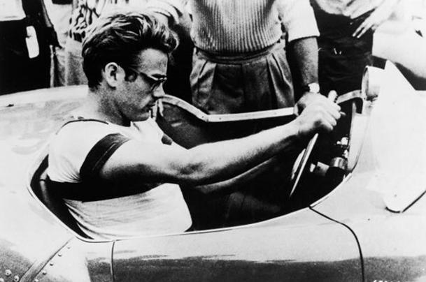 September 30 James Dean Dies In A Crash On This Date In 1955