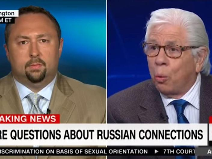 Watergate journalist Carl Bernstein on Trump-Russia investigation: 'Oh my god, there's a cover-up going on'