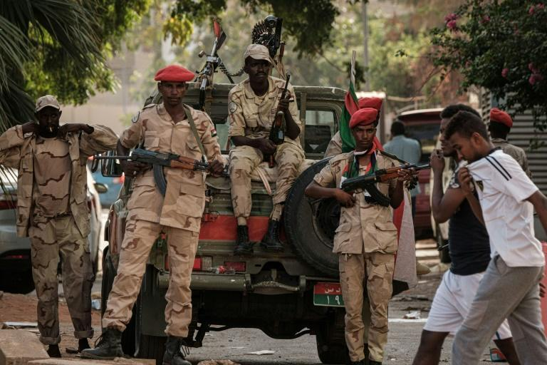 The RSF largely drew its members from Arab nomads and camel-herding Janjaweed militias whom rights groups accuse of atrocities in Darfur