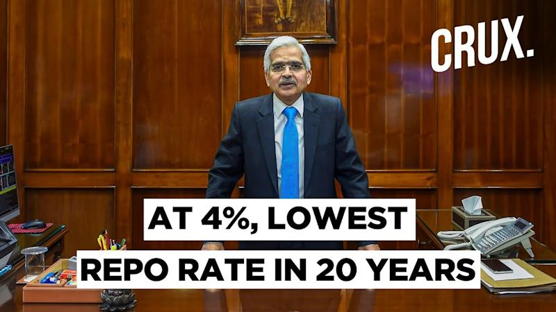 Loans To Become Cheaper As RBI Cuts Repo Rate To 4%