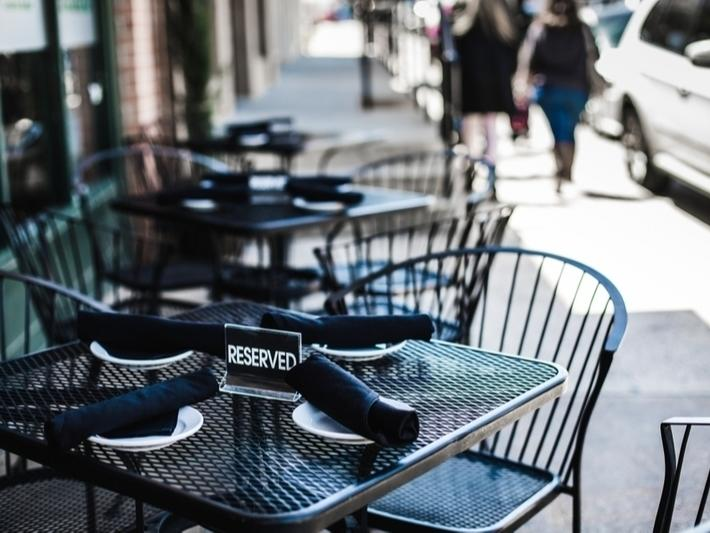 Norwalk will begin accepting outdoor dining and outdoor retail permits on May 18.