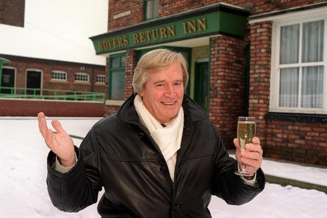 Ken Barlow has been a character on Coronation Street for over 60 years
