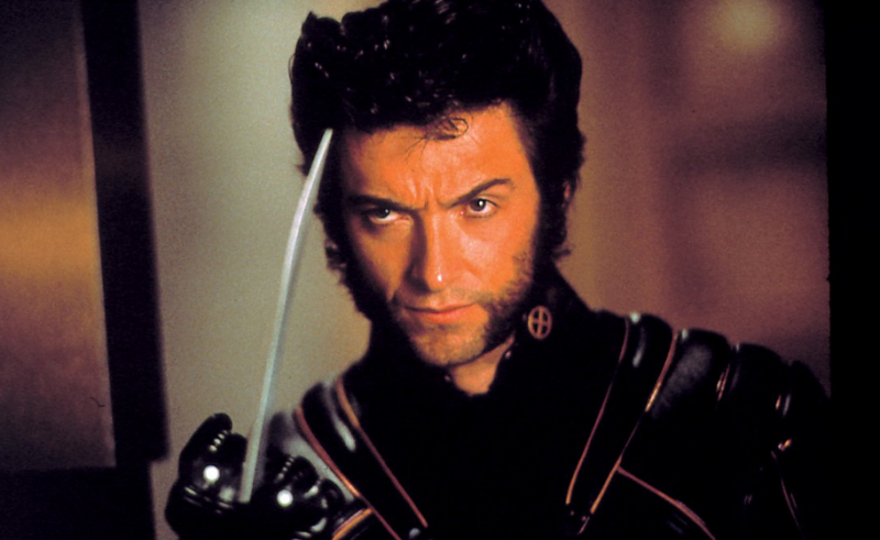 Hugh Jackman as Wolverine in X-Men (Credit: Fox)