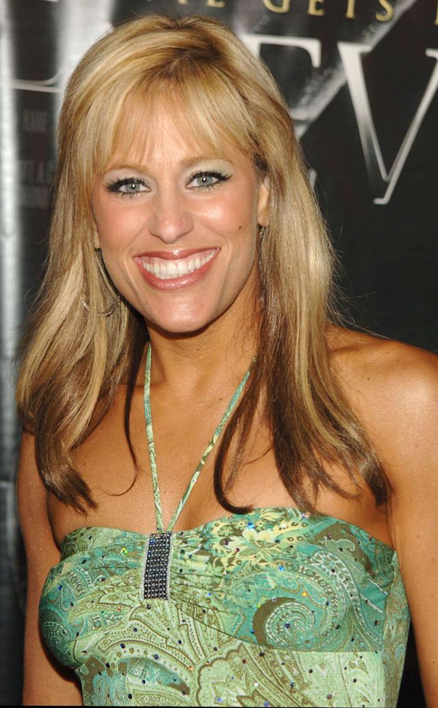 Lilian Garcia, WWE Diva, Raw Superstar and Ring Announcer (Photo by J.Sciulli/WireImage for LIONSGATE)