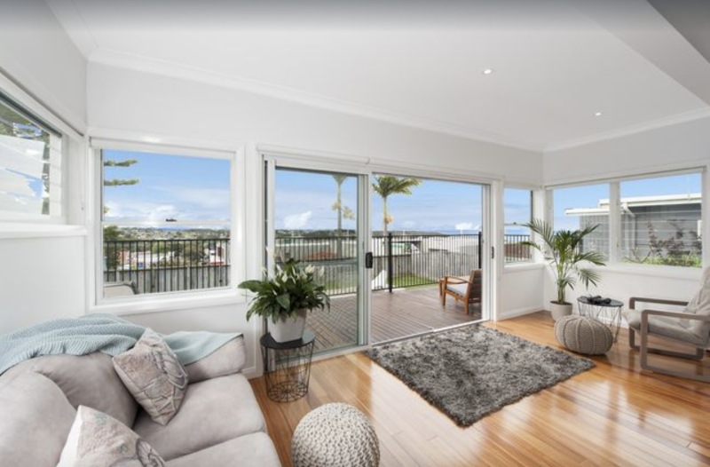 Inside a beachside Stayz property in Ulladulla