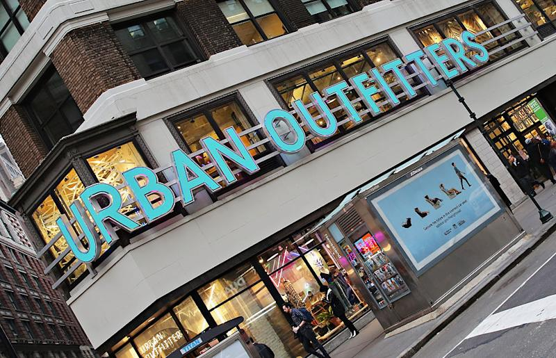 Urban Outfitters finally settled a longstanding lawsuit with the Navajo Nation. (Photo: Getty)