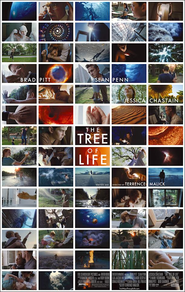 "The Best  <a href=""http://movies.yahoo.com/summer-movies/the-tree-of-life/1810022079"">THE TREE OF LIFE</a>    Overloaded with information while simultaneously telling you nothing, these beautiful and bewildering images are held together by six simple words: ""written and directed by Terrence Malick."""