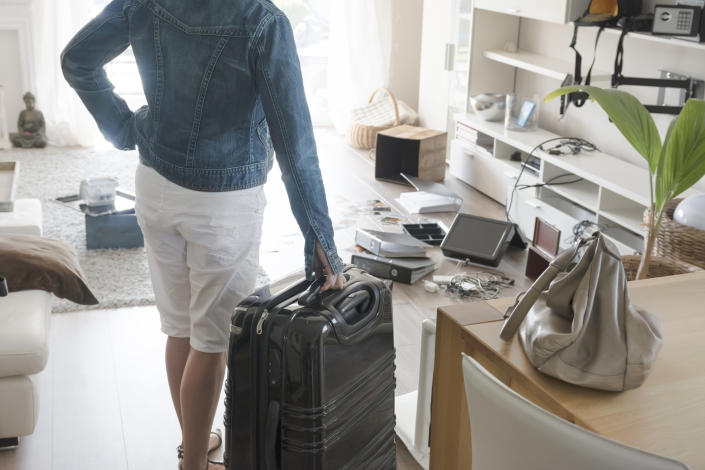 Experts are concerned homeowners may have got complacent about home security. (Getty Images)