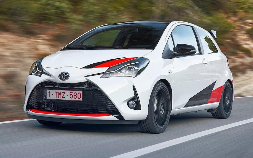 The best hot hatchback you've never driven? Toyota's spirited Yaris GRMN kicked off the year