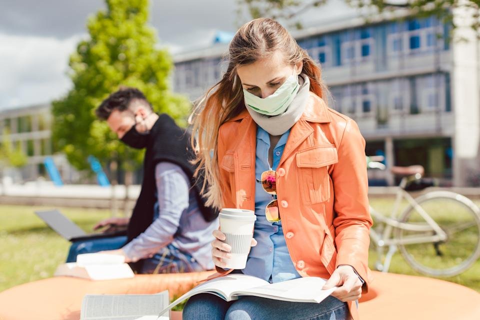 College newspapers are already holding university administrations responsible for COVID-19 cases as students return to campus. (Photo: Getty Images)