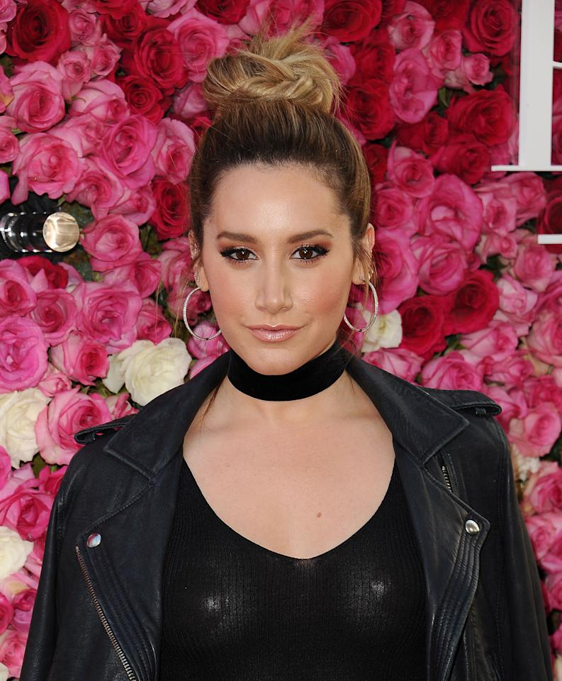 """Tisdale got a nose job in 2007 for a deviated septum. """"Growing up I always knew I had a deviated septum on the right side of my nose, which caused trouble breathing,"""" she told <em><a rel=""""nofollow"""" href=""""http://people.com/bodies/high-school-musicals-ashley-tisdale-gets-nose-job/"""">People</a></em>.""""The older I got, the worse it got. I went to get it checked out, and the doctor told me the septum was 80 percent deviated and that I had two small fractures on my nose."""""""