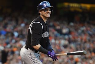 Troy Tulowitzki is hitting .447 at home this season. (Getty Images)