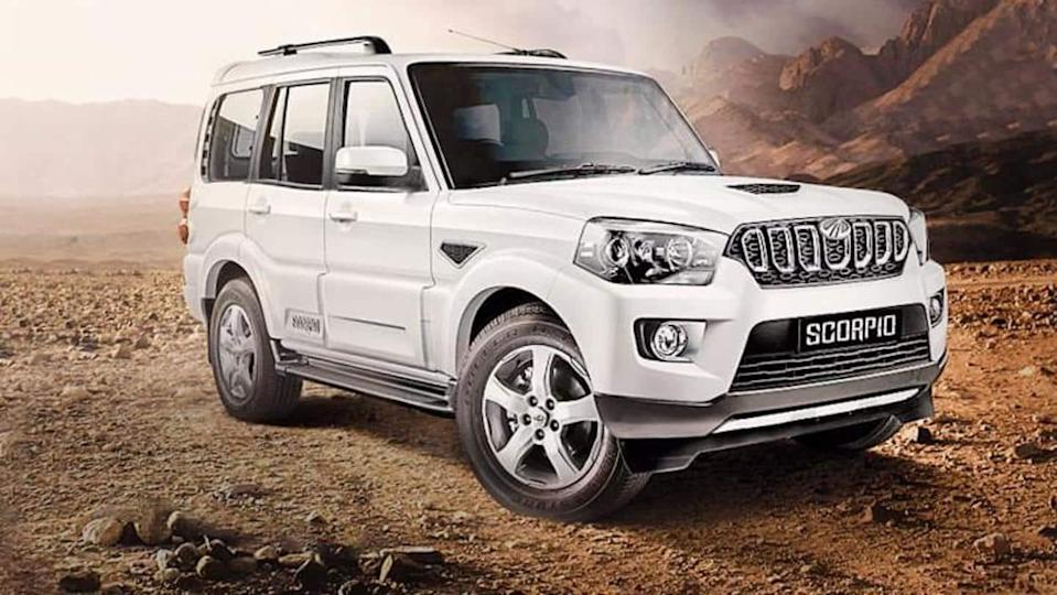 Mahindra Scorpio to get a new entry-level S3+ variant