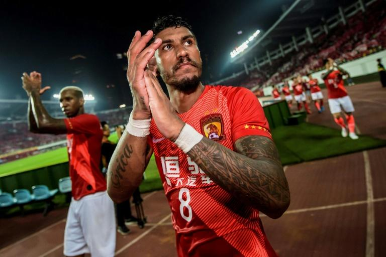 Paulinho is in Guangzhou Evergrande's line-up for their match against  Shanghai Shenhua as the Chinese Super League kicks off five months late due to the coronavirus
