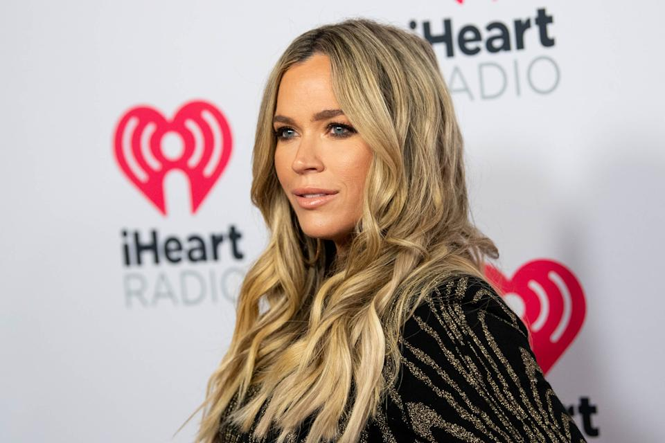 Teddi Mellencamp, pictured in 2020, has shared details of her symptoms of COVID-19. (Photo: Emma McIntyre/WireImage)