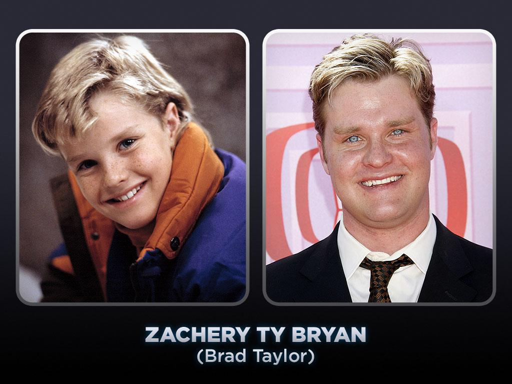 """Zachery Ty Bryan -- who turned 30 on October 9 -- was born and raised in Aurora, Colorado. After finding success as a young model, Bryan and his family moved to Los Angeles in the late '80s so he could pursue an acting career. TV ads quickly came his way, and within a few years he had secured the role of dimwitted Brad Taylor, Tim and Jill's eldest son, on """"<a href=""""/home-improvement/show/97"""">Home Improvement</a>."""" During his time on the sitcom, Bryan also appeared in other primetime shows, such as """"The Fresh Prince of Bel-Air,"""" and movies, including """"First Kid."""" Unlike his TV brothers Jonathan Taylor Thomas and Taran Noah Smith, Bryan aggressively pursued acting after """"Home Improvement,"""" guest-starring in everything from """"ER"""" to """"Veronica Mars"""" to """"Burn Notice."""" He also played Clay in the big-screen hit """"The Fast and the Furious: Tokyo Drift."""" These days, the actor -- who married his wife, Carly, in 2007 -- keeps busy behind the scenes, running his own production company, Vision Entertainment Group."""