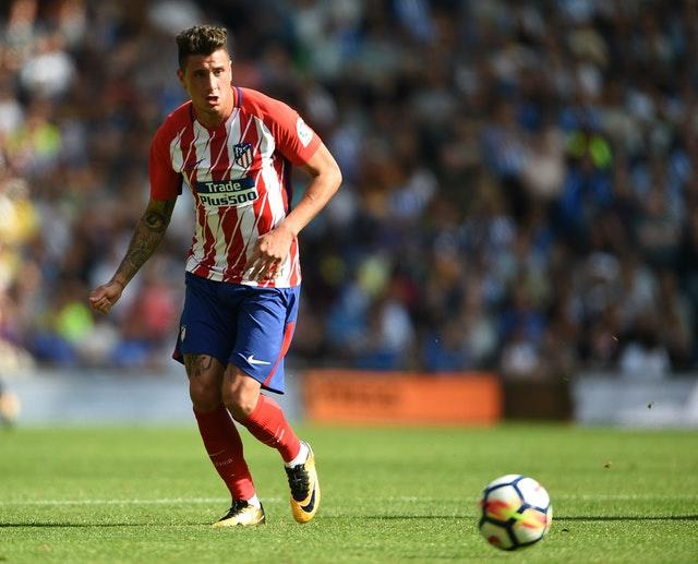 Manchester City are looking to secure Jose Gimenez from Atletico Madrid
