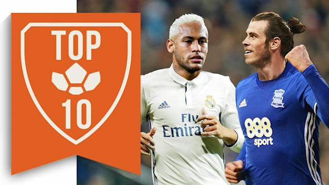 From Neymar and Real Madrid to Ronaldinho and St. Mirren, here are our Top 10 Craziest Transfers that almost happened! Subscribe to Copa90: http://bit.ly/Copa90Subscribe Music licensed by Audio Network ANW2582_61_Bombshell-4 ANW2442_05_Bad-Boy-Strut ANW2088_22_Hyperspace-3 Check out our brand new shop for fresh Copa90 merch: http://shop.copa90.com Check out our new website: http://bit.ly/Copa90 About Copa90: At Copa90 we believe that football is more than a game. It has the power to unite people from all walks of life in a way that nothing else does. We're on a mission to reclaim football for the fans by creating the home of global football culture: for football fans, by football fans. We tell the stories, hero the characters and host the conversations that really matter. We are Copa90, the voice of fans around the world, and we're taking our ball back. Get on board. The Game Never Stops The best football videos on YouTube. Subscribe now! Youtube Channel - http://bit.ly/Copa90YT Twitter - http://bit.ly/Copa90TW Instagram - http://bit.ly/1Lx2Eny Facebook - http://bit.ly/Copa90FB Google+ - http://bit.ly/Copa90G Snapchat - copa90official Facebook Messenger - http://m.me/copa90 Leave us a comment below!
