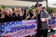 """<p>The auditions are open from 8 a.m. to 7 p.m., but people normally start lining up around 6 a.m — since time slots fill up on a """"first come - first seen basis,"""" <a href=""""https://www.americasgottalentauditions.com/faq/open-call/"""" rel=""""nofollow noopener"""" target=""""_blank"""" data-ylk=""""slk:according to the show's website"""" class=""""link rapid-noclick-resp"""">according to the show's website</a>.</p>"""