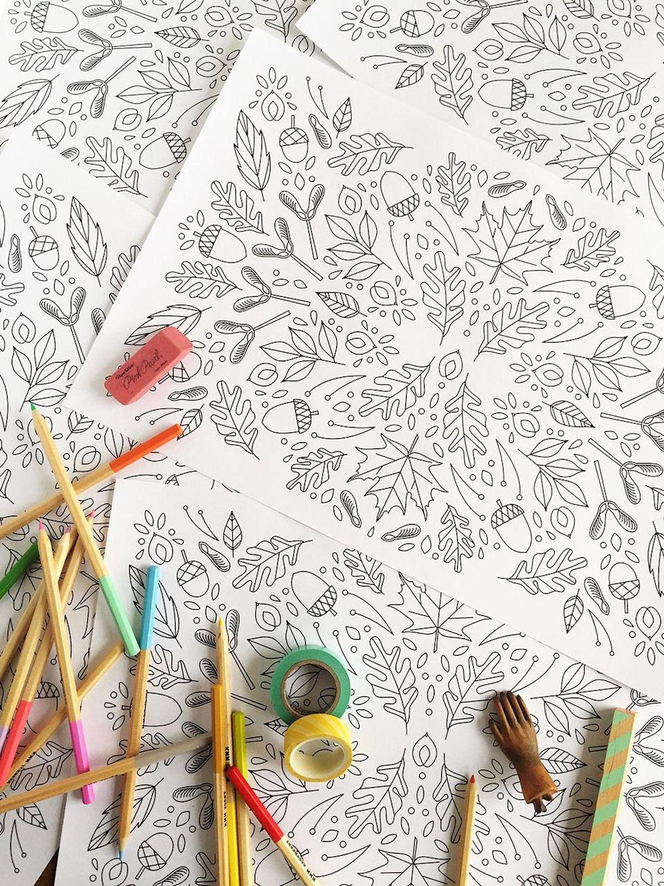 """<p>Get this printable placemat at The House That Lars Built, and everyone can decorate the table before the meal begins. </p><p><em><a href=""""https://thehousethatlarsbuilt.com/2016/11/printable-coloring-thanksgiving-placemats.html/#more-24433"""" rel=""""nofollow noopener"""" target=""""_blank"""" data-ylk=""""slk:Get the printable placemat at The House That Lars Built »"""" class=""""link rapid-noclick-resp"""">Get the printable placemat at The House That Lars Built »</a></em></p><p><strong>RELATED: </strong><a href=""""https://www.goodhousekeeping.com/holidays/thanksgiving-ideas/g1190/diy-holiday-place-cards/"""" rel=""""nofollow noopener"""" target=""""_blank"""" data-ylk=""""slk:Thanksgiving Place Cards for Your Holiday Table"""" class=""""link rapid-noclick-resp"""">Thanksgiving Place Cards for Your Holiday Table</a></p>"""