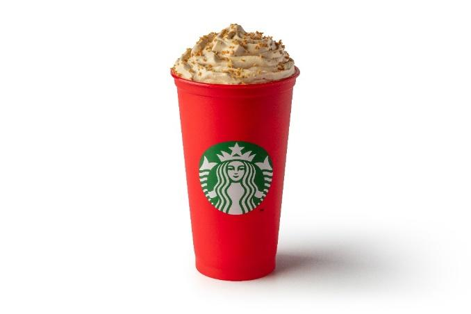 How Many Calories Are In Your Starbucks Festive Latte