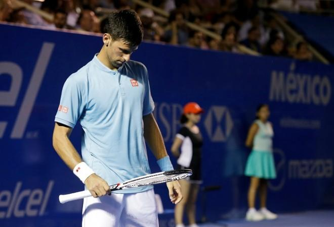 Novak Djokovic,Nick Kyrgios, Mexican Open, Djokovic vs Kyrgios