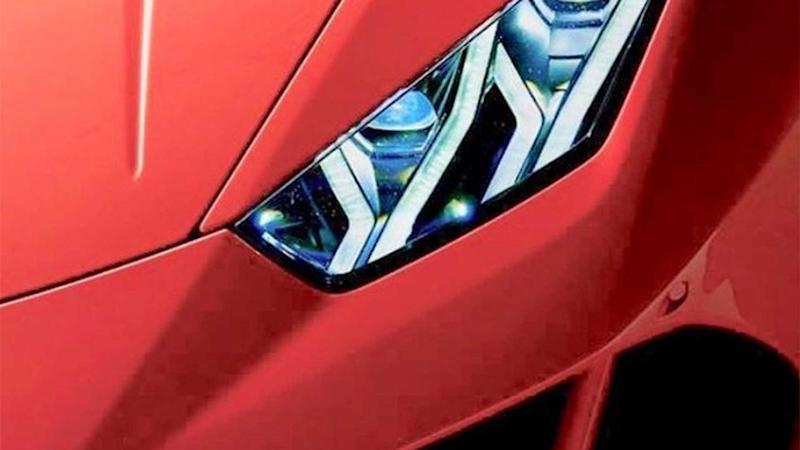 2020 Lamborghini Huracan Facelift Teased For First Time