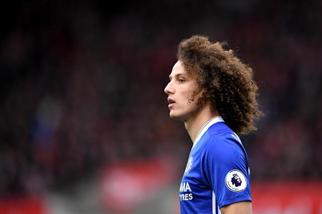 Chelsea vs Tottenham: David Luiz says 'Spurs are monsters - I love that team'