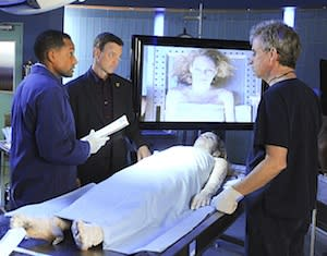 Exclusive: CSI: NY Producer Shares the Inside Story on This Week's Sad Twist, Happy Hook-Up