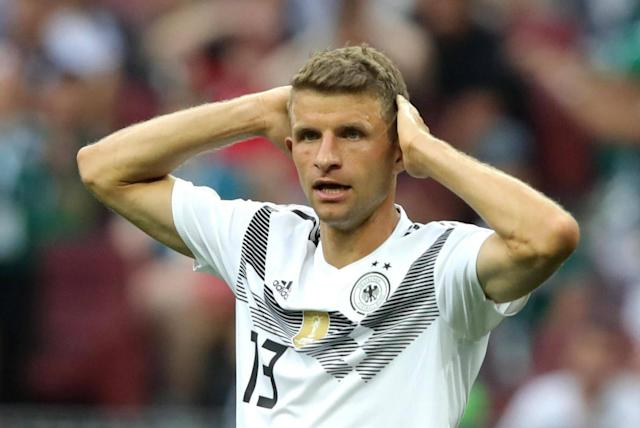 World Cup 2018: 'Humiliating' and 'under pressure' - how German media reacted to shock Mexico defeat