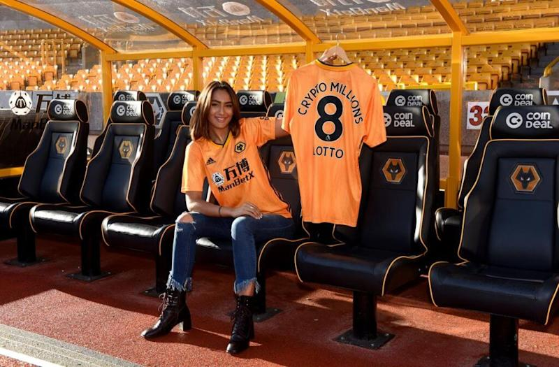 Crypto Millions Lotto partners with Wolverhampton Wanderers FC