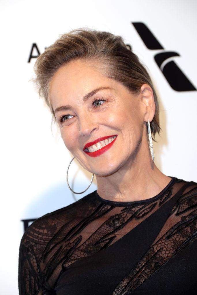 Sharon Stone Photo: Getty Images