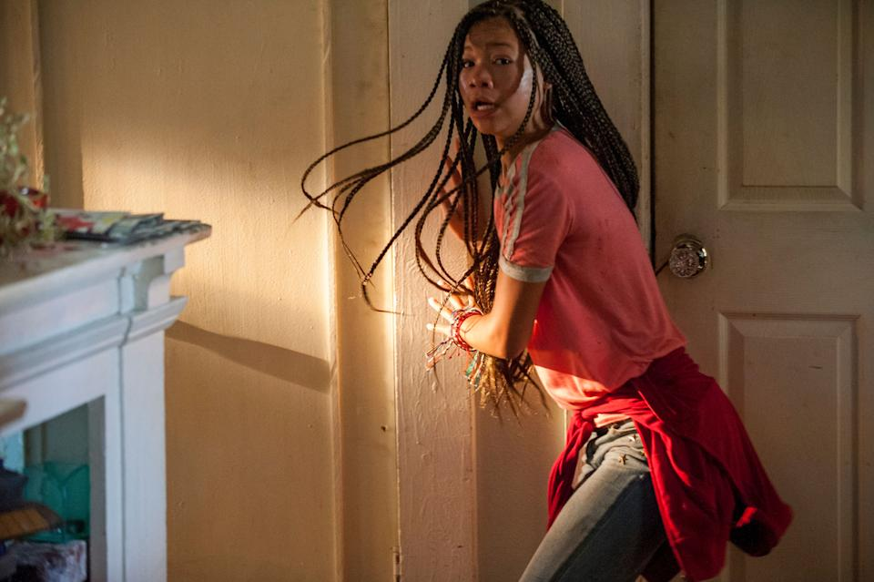 """Storm Reid in """"Don't Let Go.""""  (Photo: LACEY TERRELL/UNIVERSAL PICTURES)"""