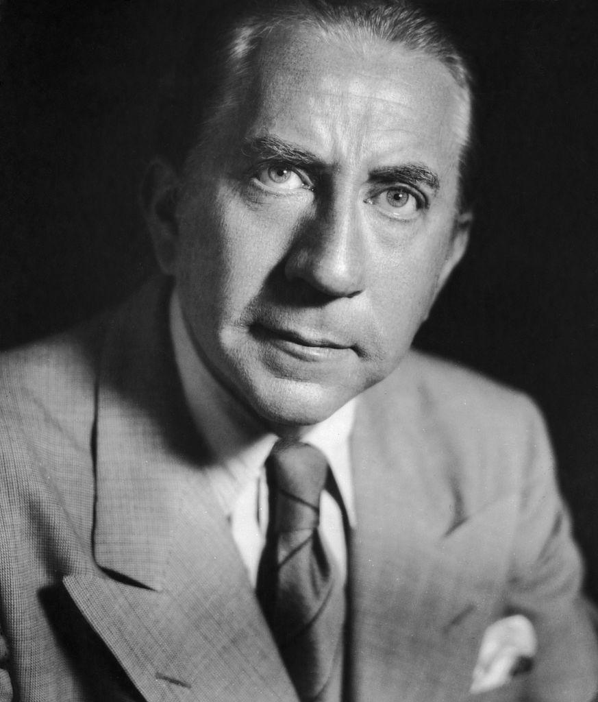 Pictured is J. Paul Getty circa 1935.
