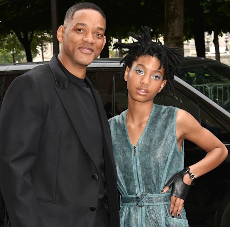 Will Smith and Willow Smith, 2016 | Foc Kan/WireImage